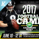 Football Camp Flyer Templates - GraphicRiver Item for Sale