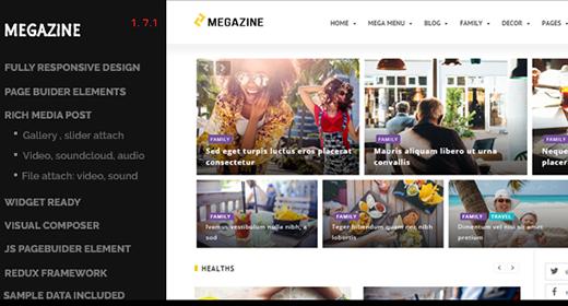 Blog & Magazine