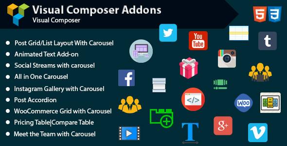 Saragna : Visual Composer Addons - CodeCanyon Item for Sale