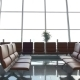 Empty Seats In Departure Lounge At The Airport - VideoHive Item for Sale