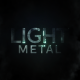 Light Metal // Trailer Titles - VideoHive Item for Sale