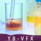Mixing Chemical Liquids - VideoHive Item for Sale