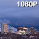 Winter Storm over Salt Lake City - VideoHive Item for Sale