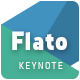 Flato - Keynote Template - GraphicRiver Item for Sale