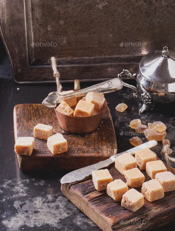 Truffles and Fudge - Stock Photo - Images