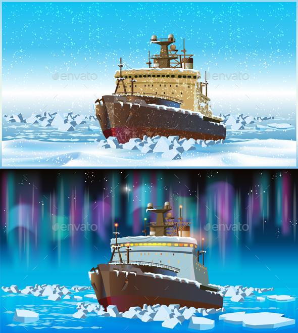 Icebreaker Mini Set - Travel Conceptual