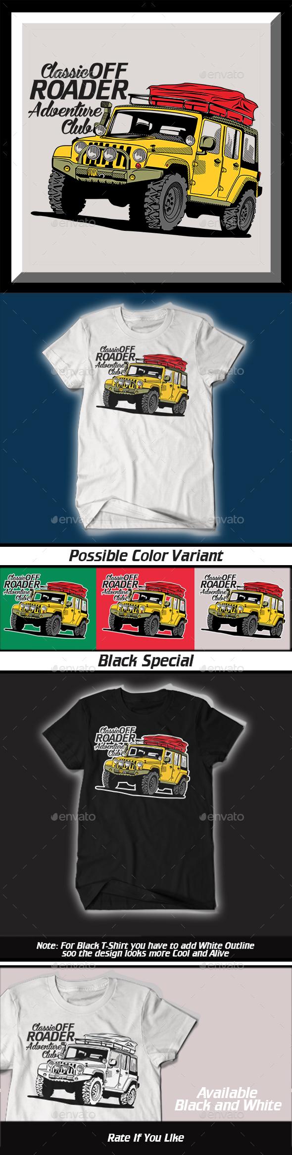Adventure Club - Designs T-Shirts