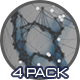 Earth Plexus V2 - 4 Pack - VideoHive Item for Sale