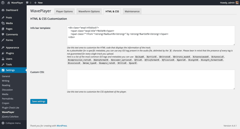 le plugin webplayer 1.1.2 gratuit