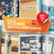 Bundle Web SEO Development Infographics Design - GraphicRiver Item for Sale