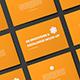 A5 Horizontal Catalogue / Brochure Mock-Up - GraphicRiver Item for Sale