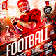 Football Game Night Flyer - GraphicRiver Item for Sale
