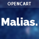 Malias - Responsive Opencart Theme - ThemeForest Item for Sale