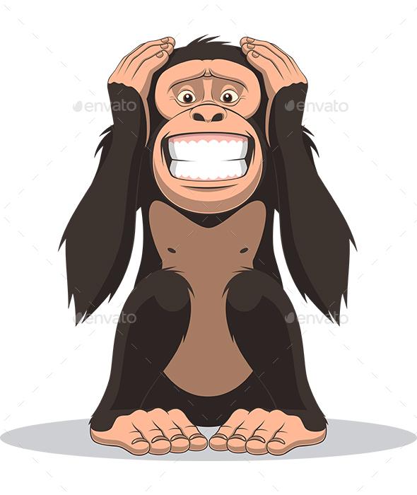 Monkey - Animals Characters
