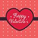 Valentine's Card / Background
