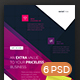 Corporate Flyer - 6 Multipurpose Business Templates vol 27 - GraphicRiver Item for Sale
