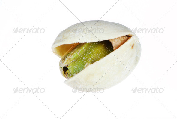 Roasted And Salted Pistachio - Stock Photo - Images