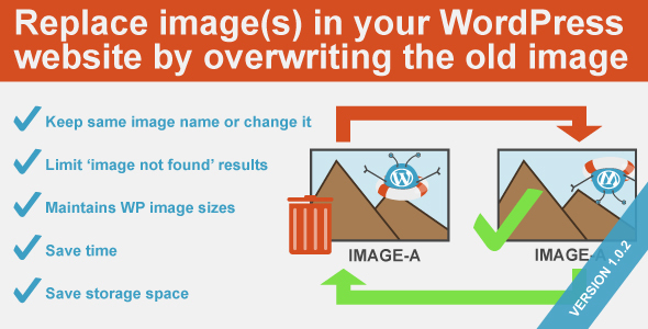 WeePie Image Overwrite - Easy Image Replace Plugin - CodeCanyon Item for Sale