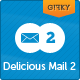 Delicious Mail 2 - ThemeForest Item for Sale