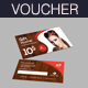 Fashion Gift Voucher 08 - GraphicRiver Item for Sale
