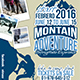 Mountain Adventure Flyer - GraphicRiver Item for Sale
