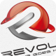 Revolt / Letter R - Logo Template - GraphicRiver Item for Sale