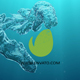 Underwater Bubble Logo Reveal 2 - VideoHive Item for Sale