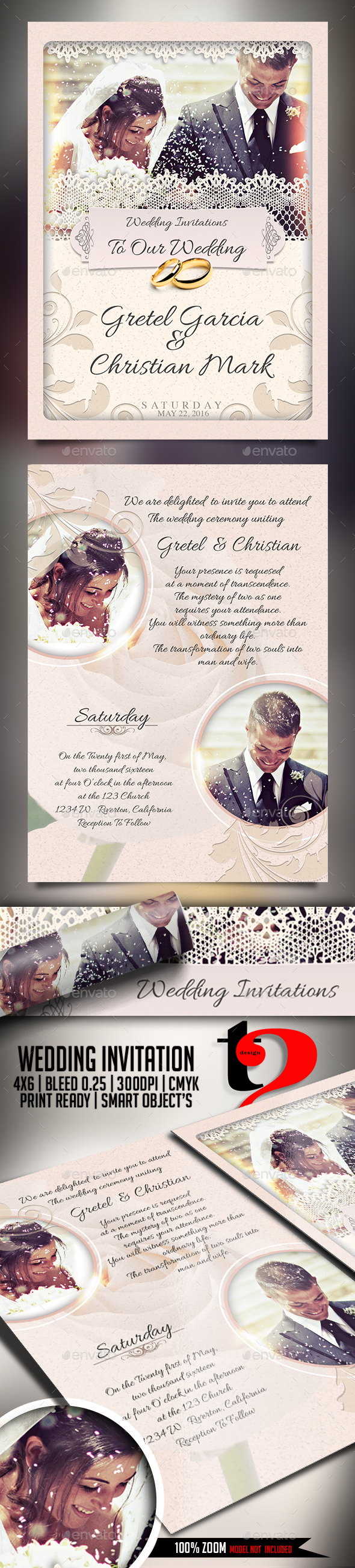 The Wedding Invitation - Weddings Cards & Invites