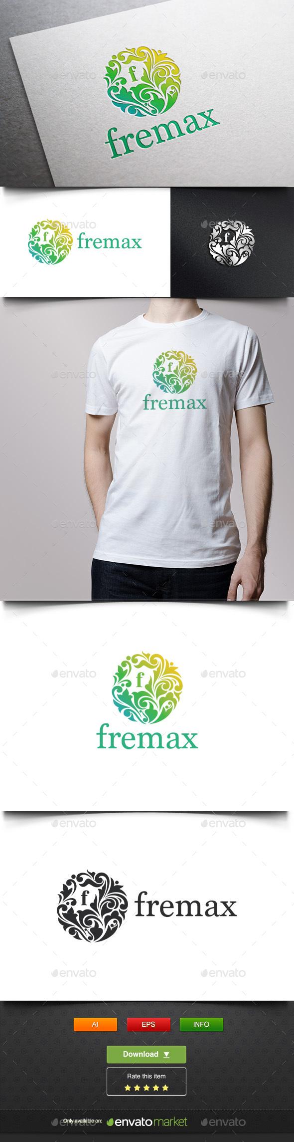 Fremax - Nature Logo Templates