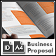 Business Proposal Template - A4 Portrait - GraphicRiver Item for Sale