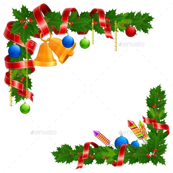 Christmas Angle Garland  - Concepts Business