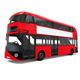 3D Double Decker - GraphicRiver Item for Sale