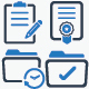 File and Folder Icons - GraphicRiver Item for Sale