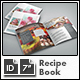 Recipe Book Template - 7x7in - GraphicRiver Item for Sale