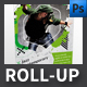 Dance School Roll-up Template - GraphicRiver Item for Sale