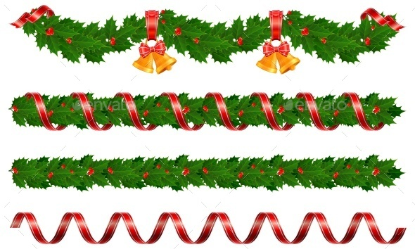 Christmas Garlands  - Concepts Business