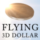 Flying Dollar Coins - VideoHive Item for Sale