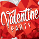Valentine Party Event - GraphicRiver Item for Sale