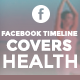 Facebook Timeline Covers - Health - GraphicRiver Item for Sale