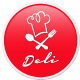 Deli - Restaurant UI Template App for Android