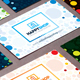 HappyShop : Business Card - GraphicRiver Item for Sale