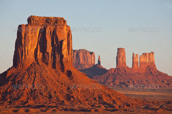 Monumeny valley - Stock Photo - Images