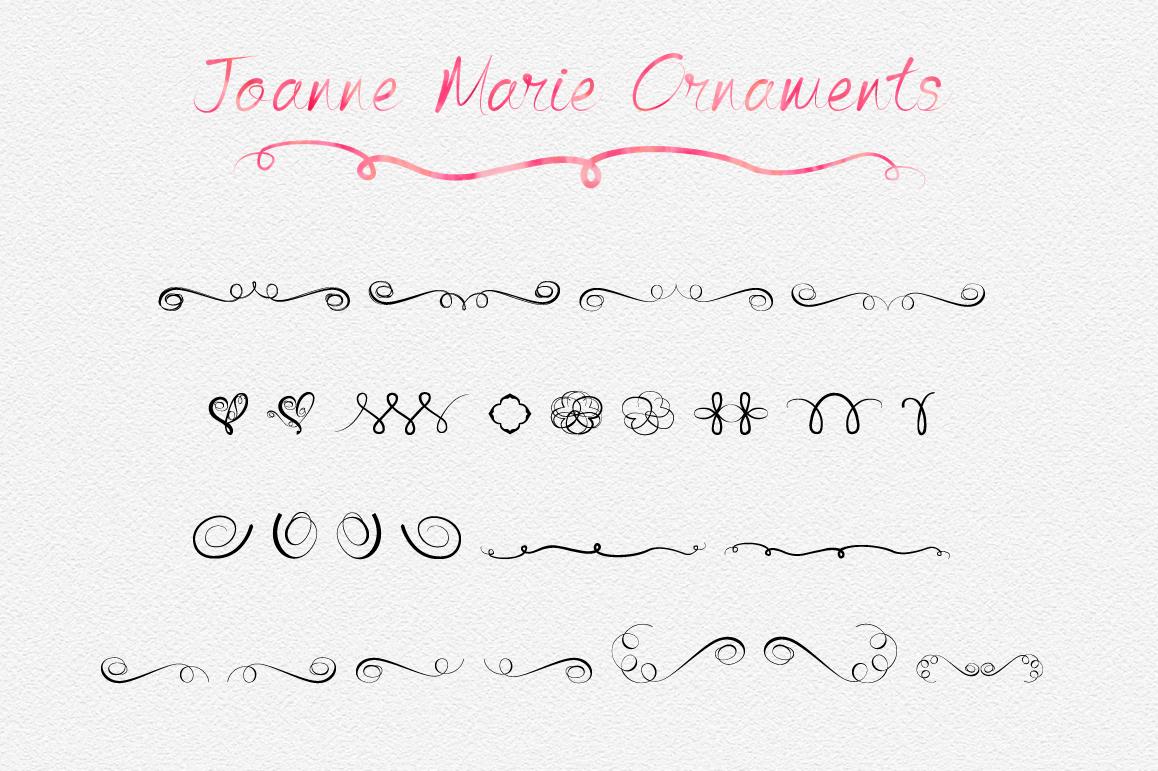 Font bundle script brush calligraphy fonts