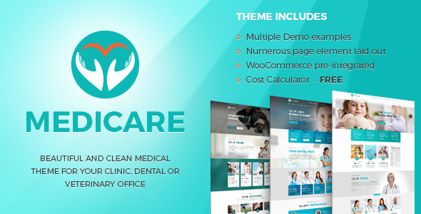 Medicare – Health and Medical Services Theme