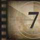 Vintage Film Countdown Clock - VideoHive Item for Sale