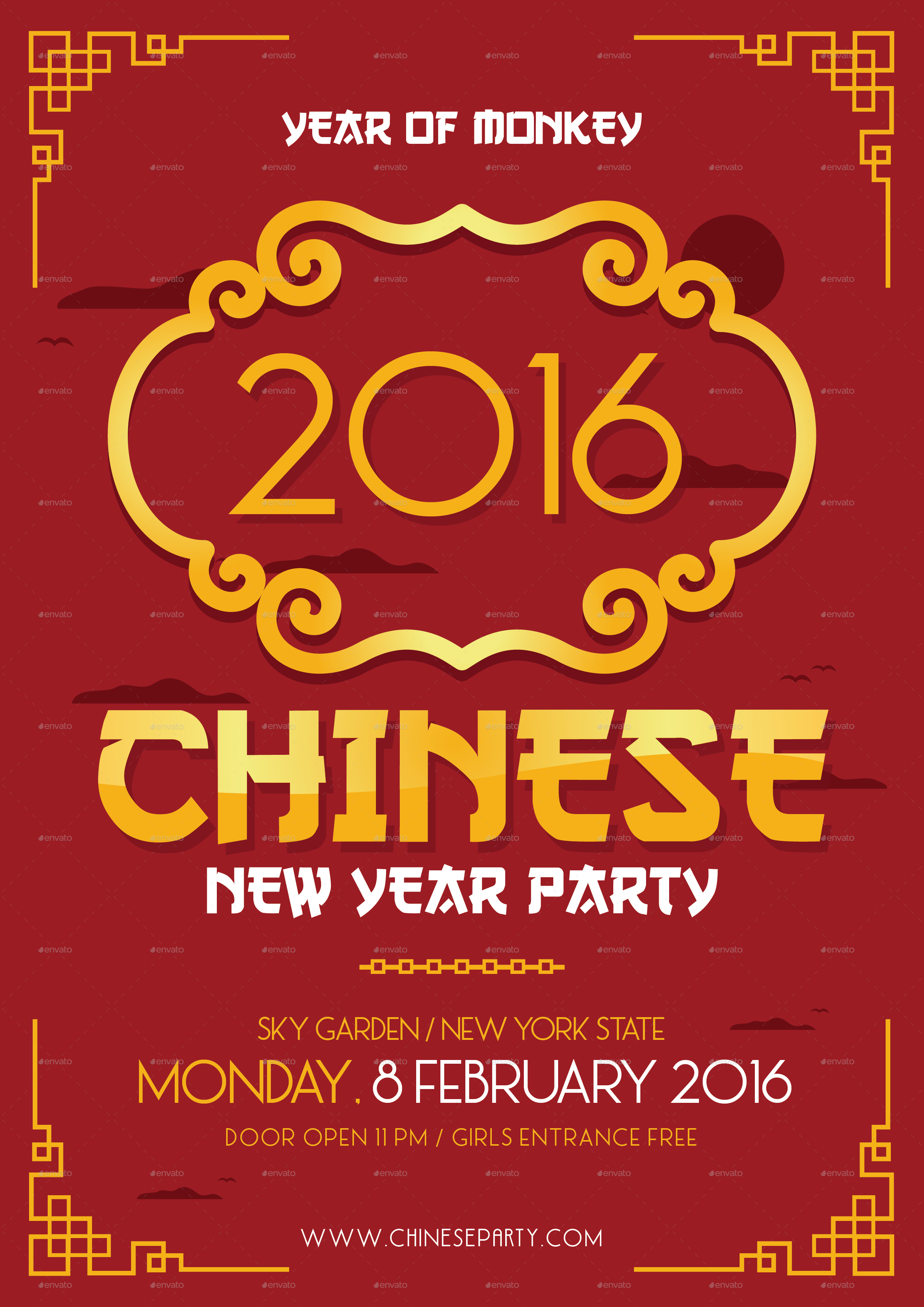 Chinese new year flyer by tokosatsu graphicriver chinese new year flyer events flyers preview image set01chinese flyerg alramifo Gallery