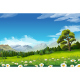 Spring Landscape - GraphicRiver Item for Sale