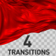 Fabric Transitions Pack - VideoHive Item for Sale