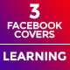 Facebook Timeline Covers - Learning - GraphicRiver Item for Sale