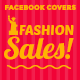 Facebook Timeline Covers - Fashion Sales - GraphicRiver Item for Sale